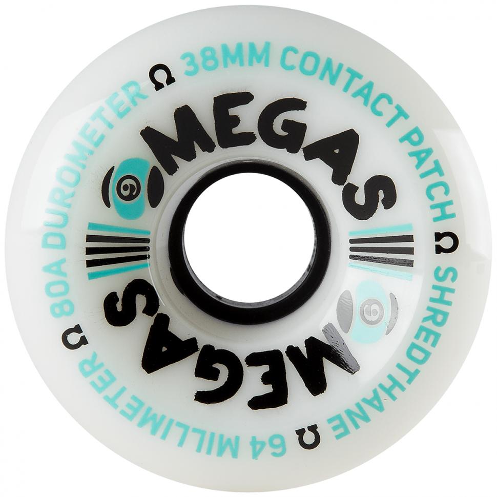 Колеса для лонгборда SECTOR9 Omega Wheels 64mm