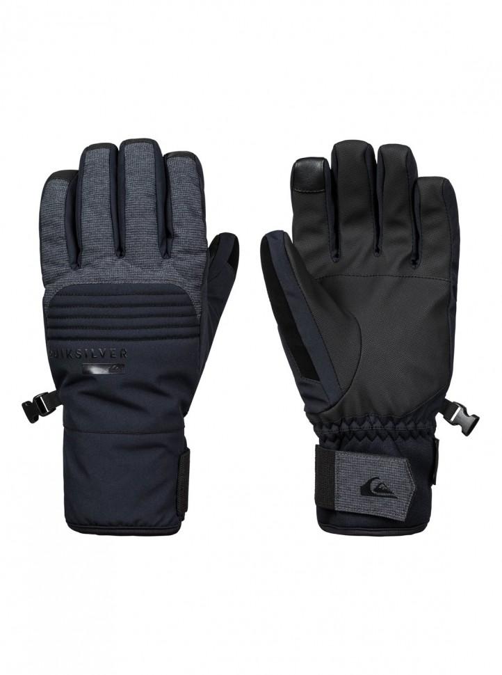 Перчатки QUIKSILVER Hill Gore Glove M Black фото