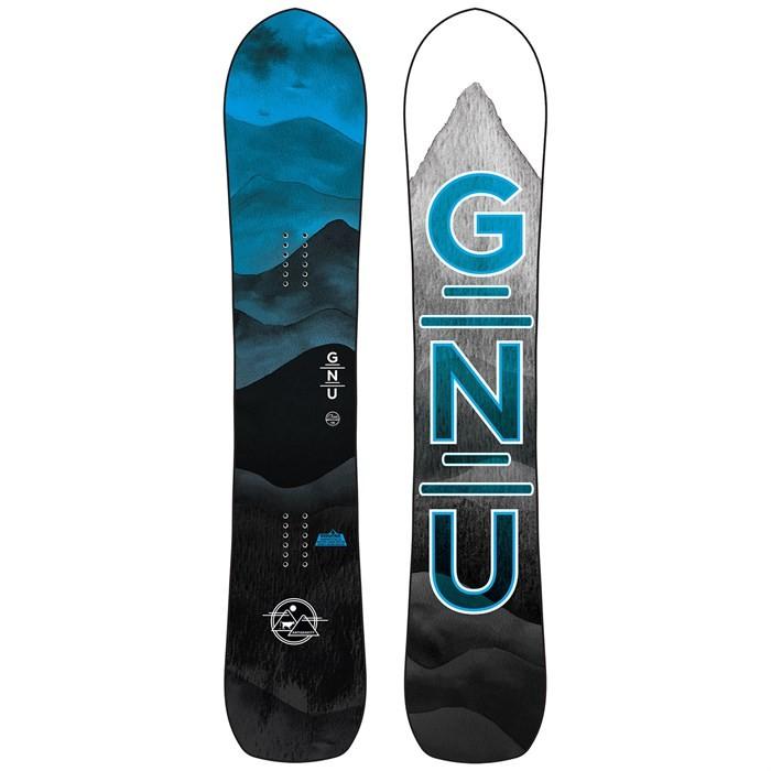 Сноуборд мужской GNU Antigravity C3 2020