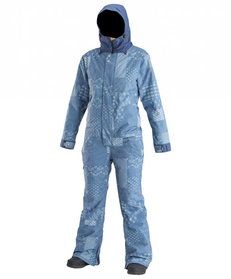 Купить со скидкой Комбинезон женский AIRBLASTER Women'S  Insulated Freedom Suit Japanacana