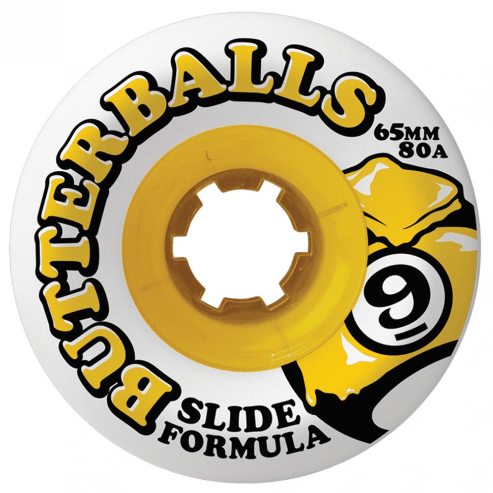 Колеса для лонгборда SECTOR9 Butterball Slide Wheel 65mm