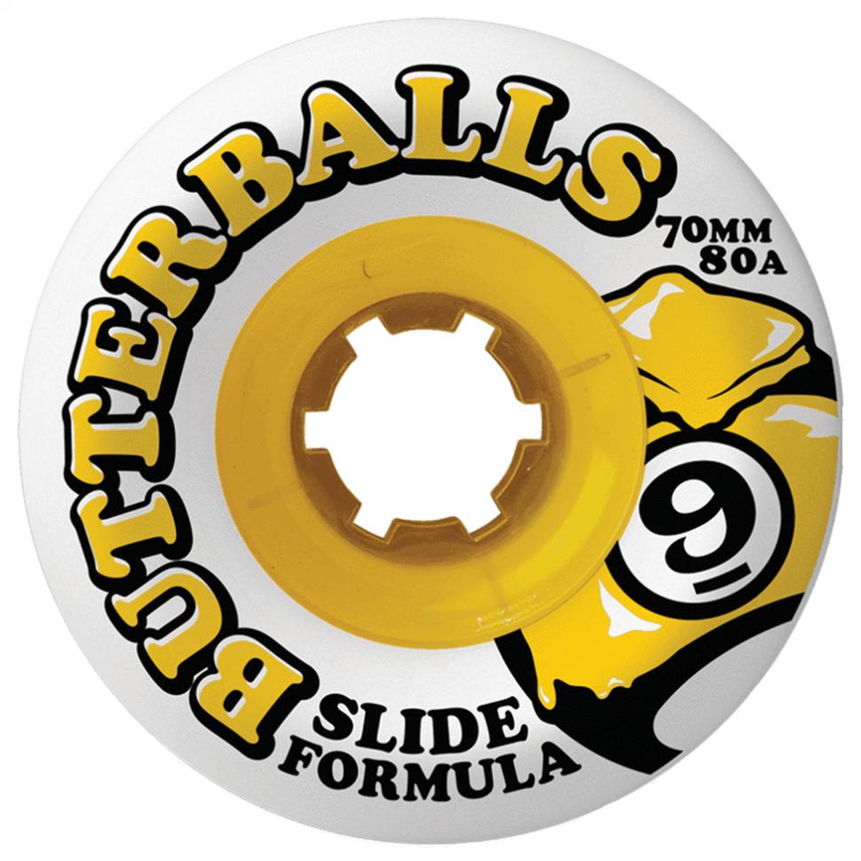 Колеса для лонгборда SECTOR9 Butterball Slide Wheel 70mm