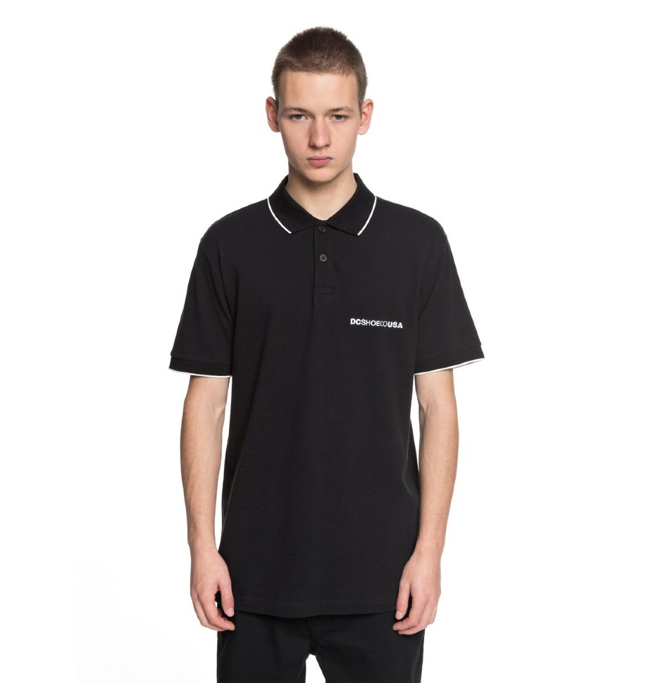 DC SHOES LAKEBAY POLO M