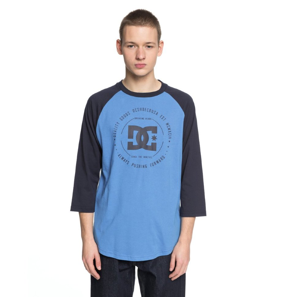 DC SHOES REBUILT 2RAGLAN M