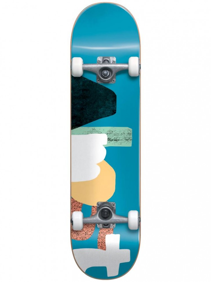 Скейтборд комплект Almost Organic First Plush Complete 8