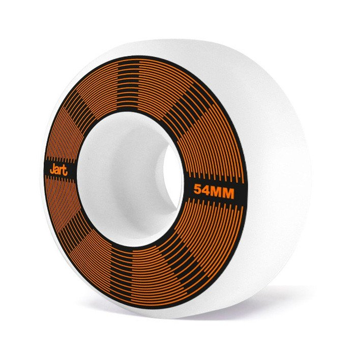 Купить со скидкой Колеса для скейтборда JART Rpm Wheels Pack Assorted 54 mm