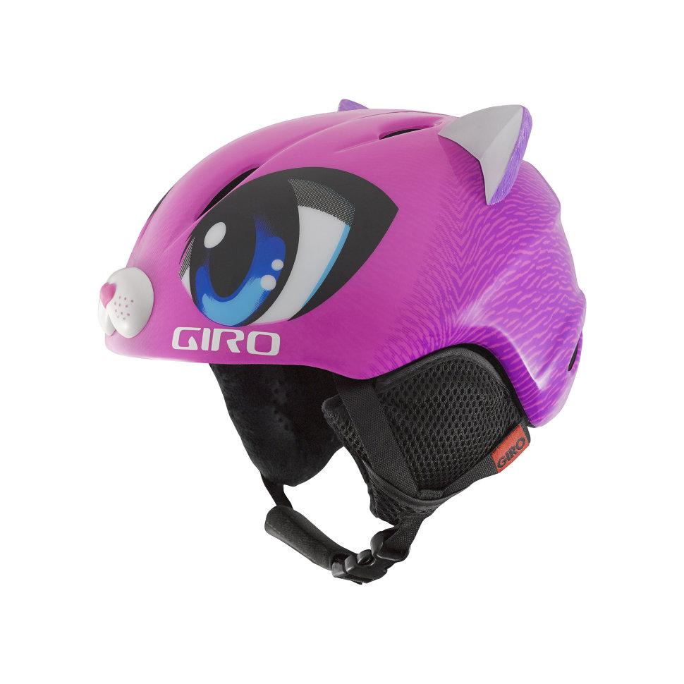 Горнолыжный шлем GIRO Launch Plus Pink Meow фото