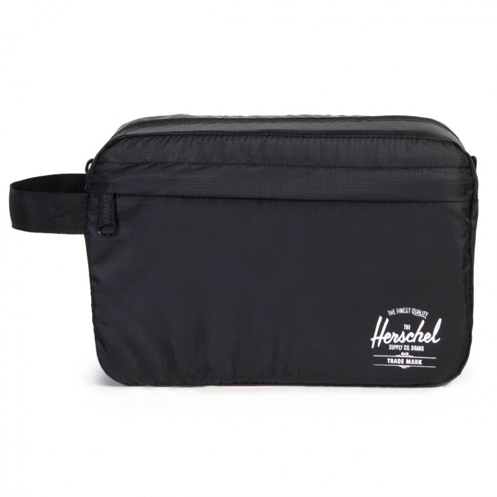 Купить со скидкой Косметичка HERSCHEL Toiletry Bag Black 2020
