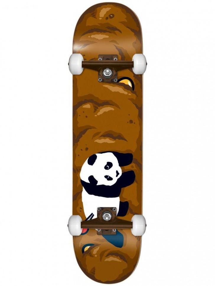 Скейтборд комплект ENJOI Logo Crap Resin Complete 7.75
