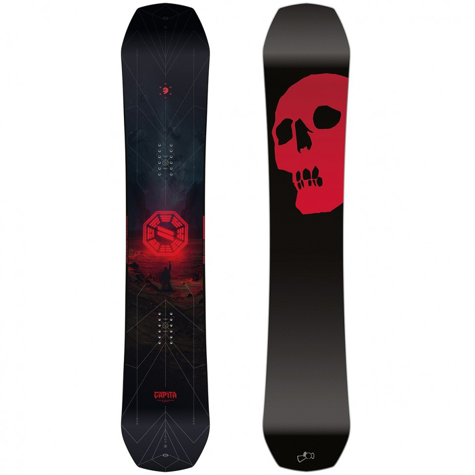 Сноуборд мужской CAPITA The Black Snowboard Of Death 2020 фото