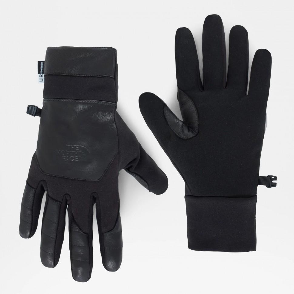 Перчатки THE NORTH FACE Etip Leather Glove Tnf Black
