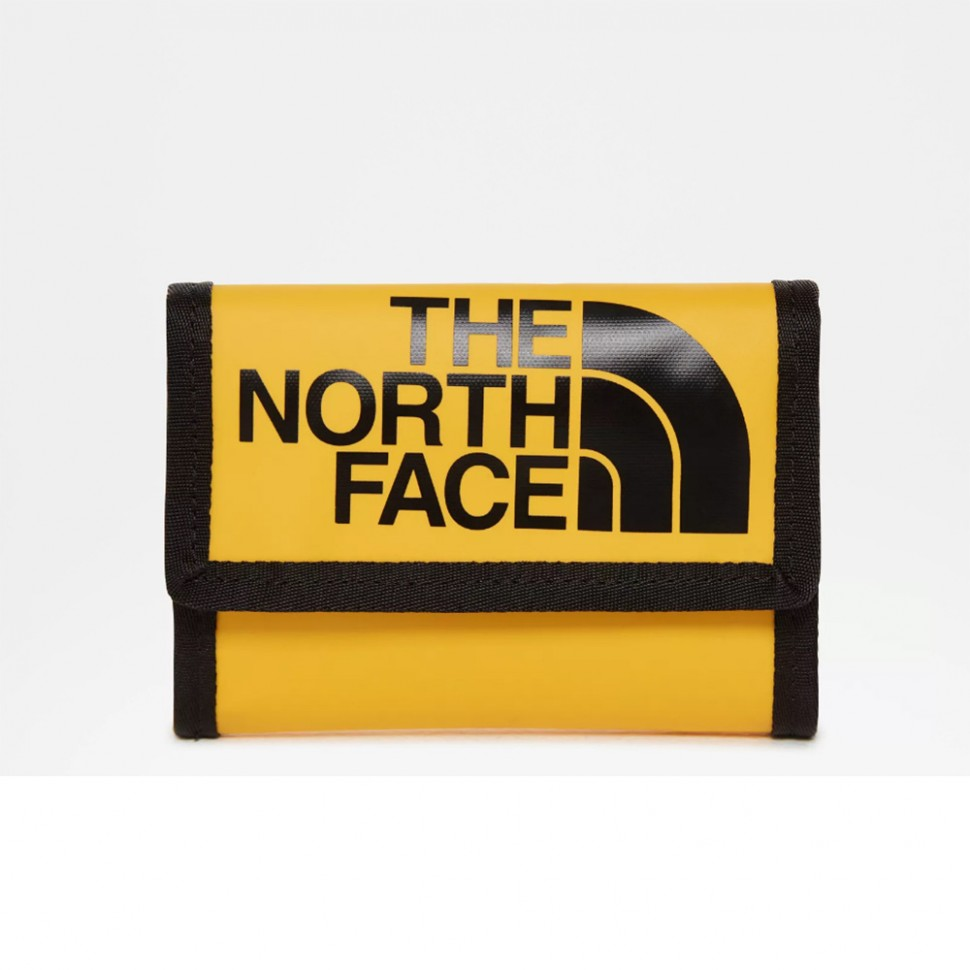 Бумажник THE NORTH FACE Base Camp Wallet Tnf Yellow/Tn 2020