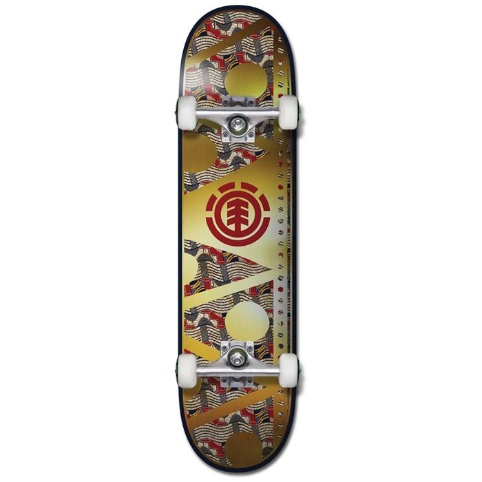Купить со скидкой Скейтборд комплект ELEMENT Origins Golden 8 дюйм 2020
