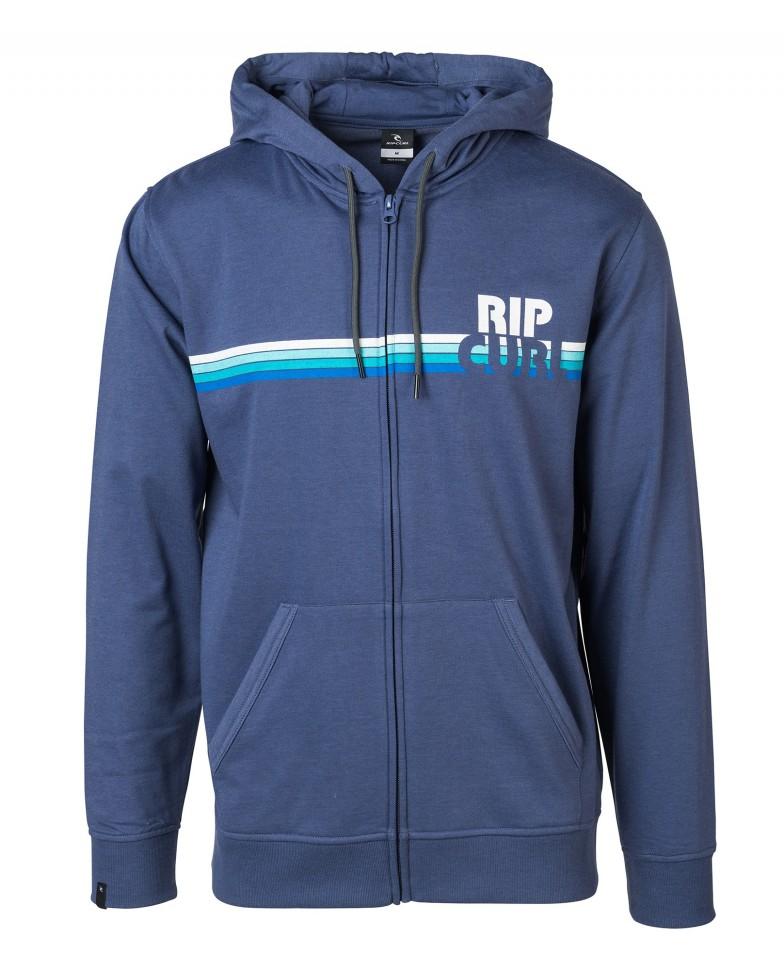 Толстовка RIP CURL Big M Fleece Blue Indigo Yepa, Big M Fleece фото