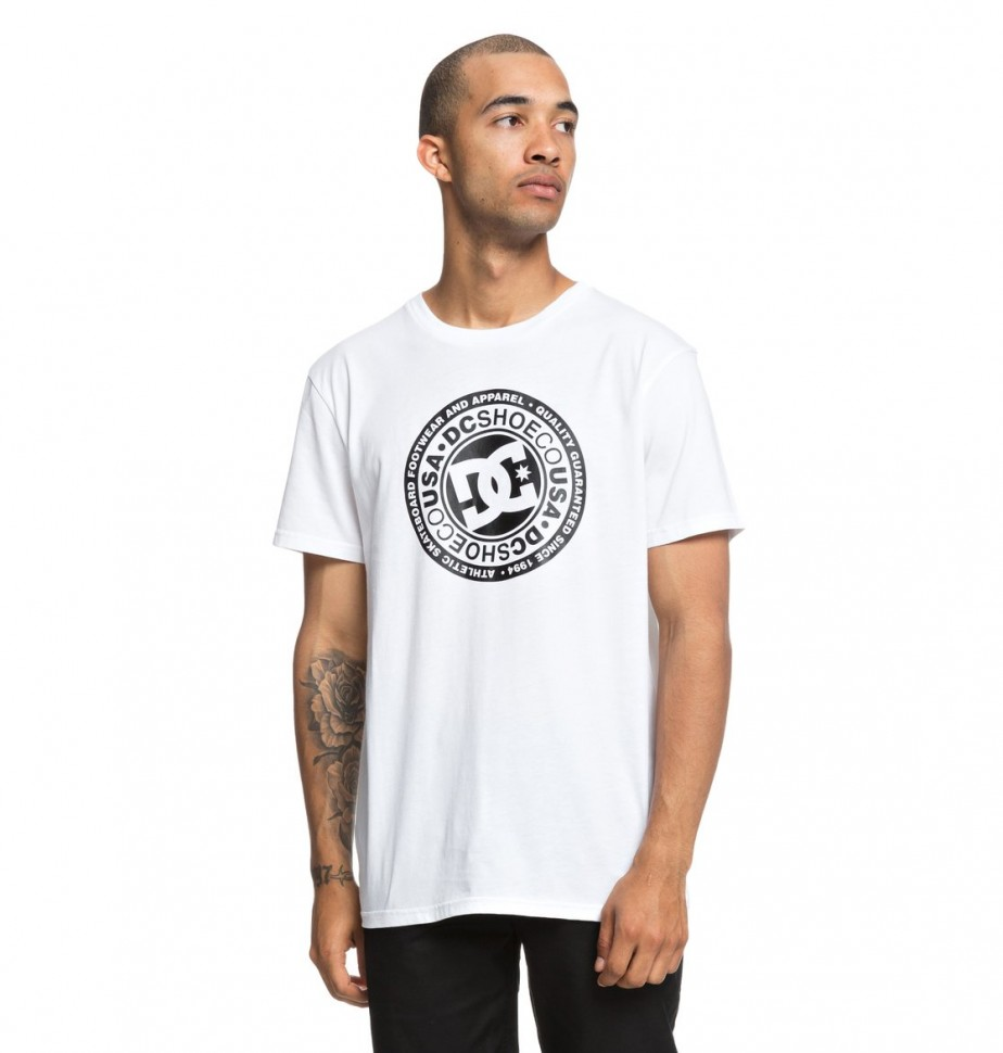 DC SHOES CIRCLE STAR SS M