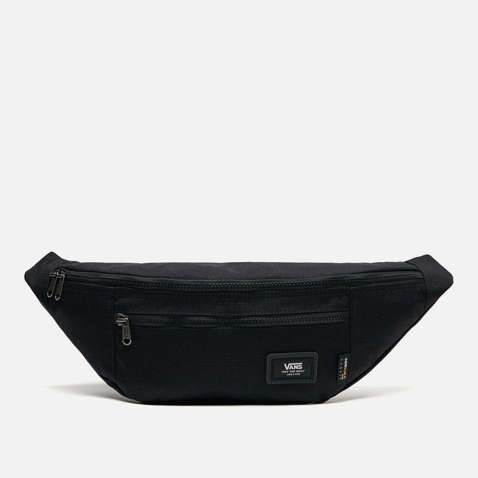 Сумка на пояс VANS Ward Cross Body Black Ripstop 2020 фото