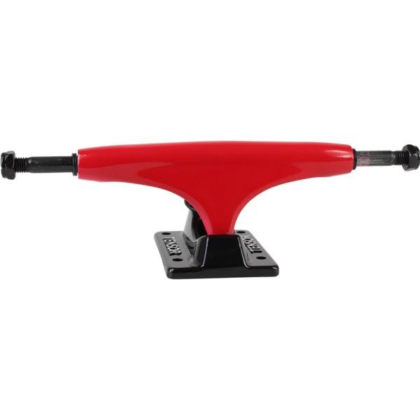 Подвески для скейтборда TENSOR Alloys Red/Black 5.5