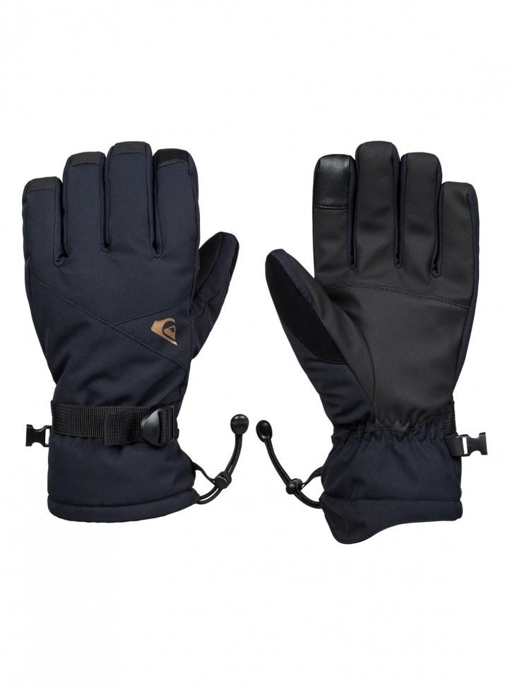 Перчатки QUIKSILVER Mission Glove M Black