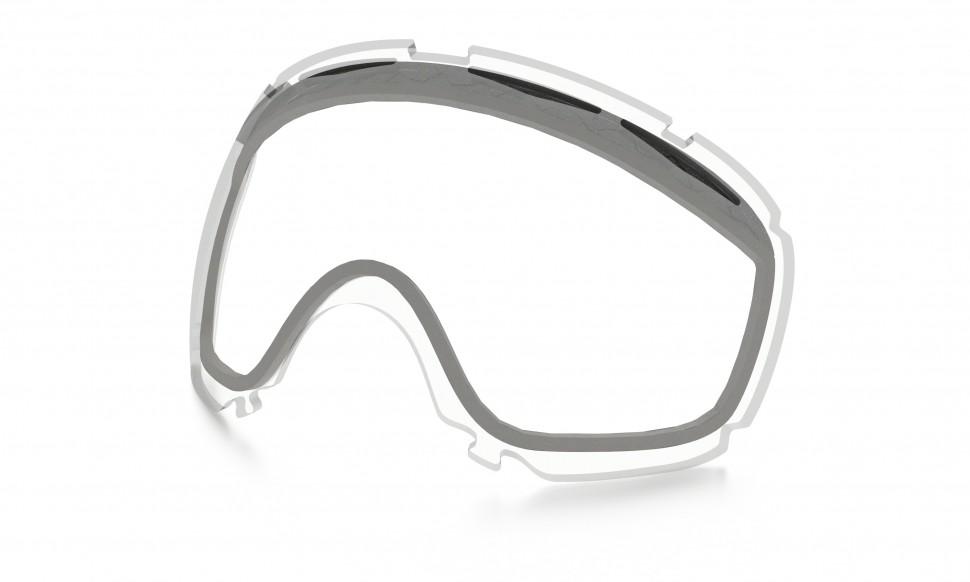 Линза OAKLEY Repl Lens Canopy Clear