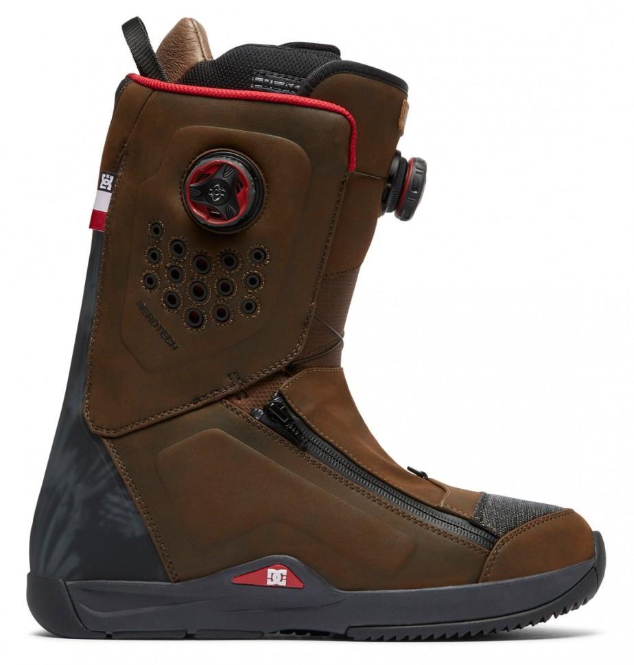 Ботинки для сноуборда мужские DC SHOES Travis Rice M Brown