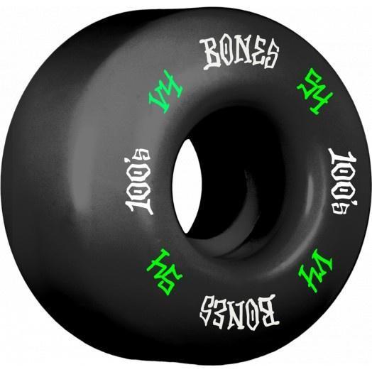 Колеса для скейтборда BONES 100S V4 54 mm