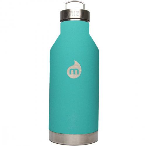 Термобутылка для воды MIZU Mizu V6 A/S St Mint Le W Steel Cap