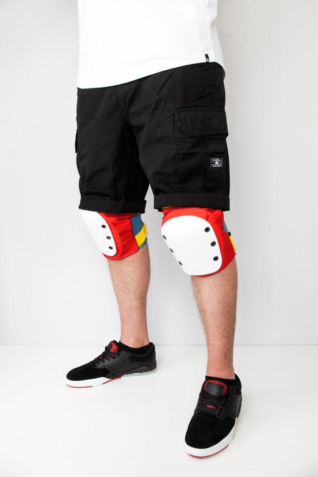 Защита колена PRO TEC Street Knee Pad Retro фото