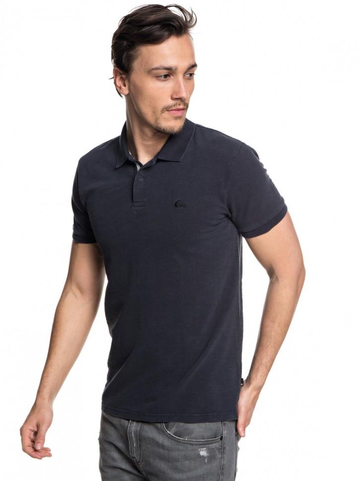 Рубашка-поло QUIKSILVER Mizkimitt M Tarmac фото