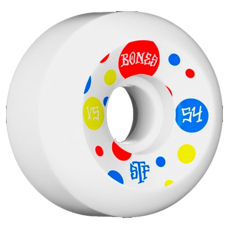 Колеса для скейтборда BONES Dots V5 54 mm