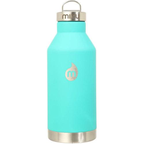 Термобутылка для воды MIZU Mizu V6 A/S St Spearmint Le W Steel Cap