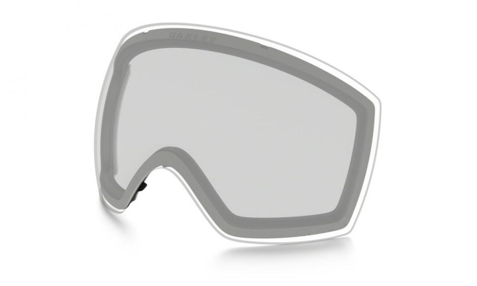 Линза OAKLEY Repl Lens Flight Deck Clear