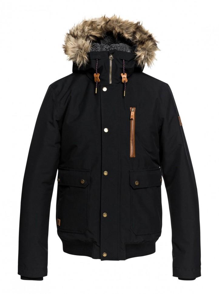 Куртка QUIKSILVER Arris Jk M Black фото
