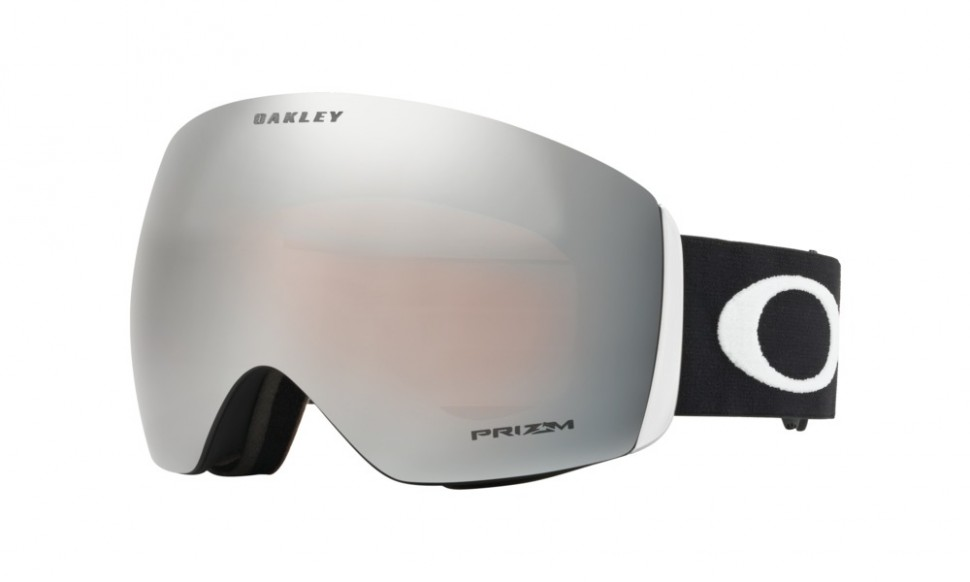 Маска горнолыжная OAKLEY FLight Deck Matte Black/Prizm Black Iridium