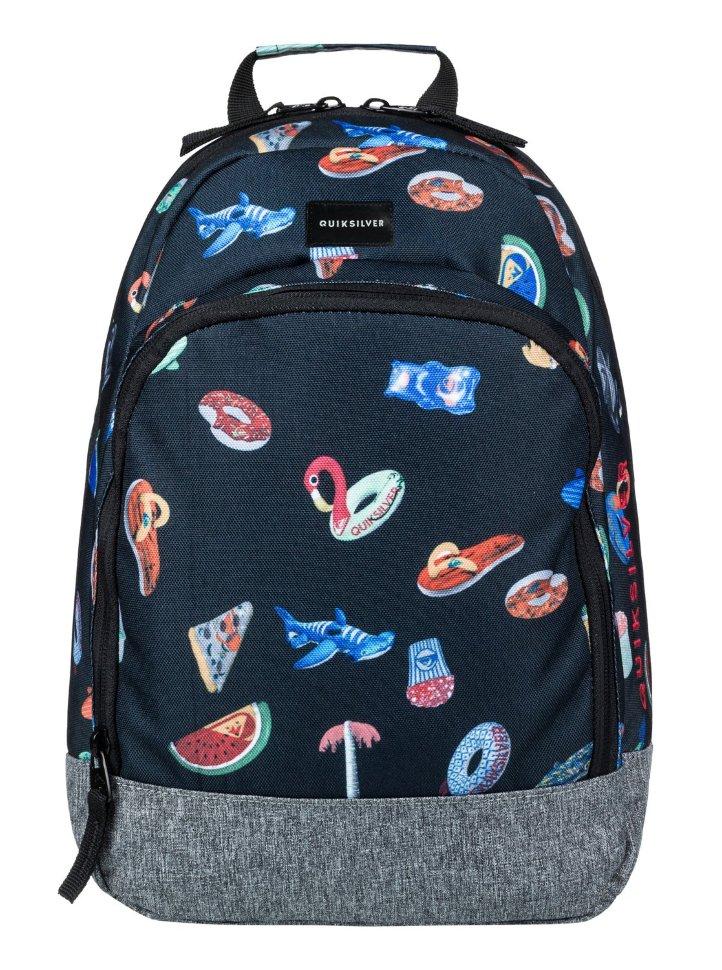 Рюкзак для мальчиков QUIKSILVER Chompine K Black