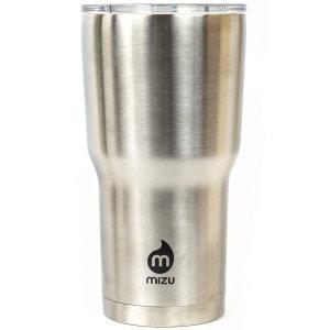 Стакан MIZU Mizu Tumbler 20 A/S Stainless W/ Black Drip