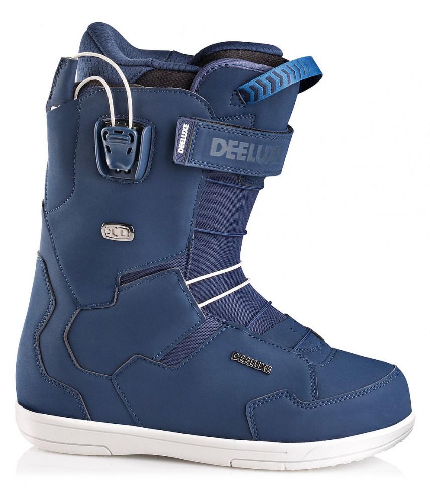 Ботинки для сноуборда мужские DEELUXE Team ID TF Navy