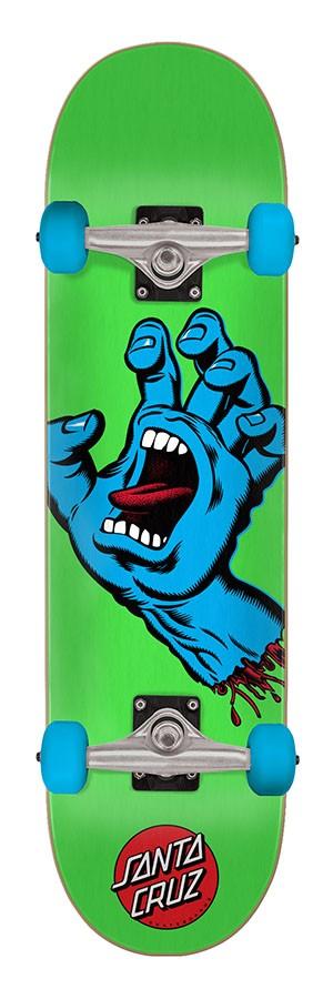 Скейтборд комплект SANTA CRUZ Screaming Hand Sk8 Completes 7.5дюйм  2020
