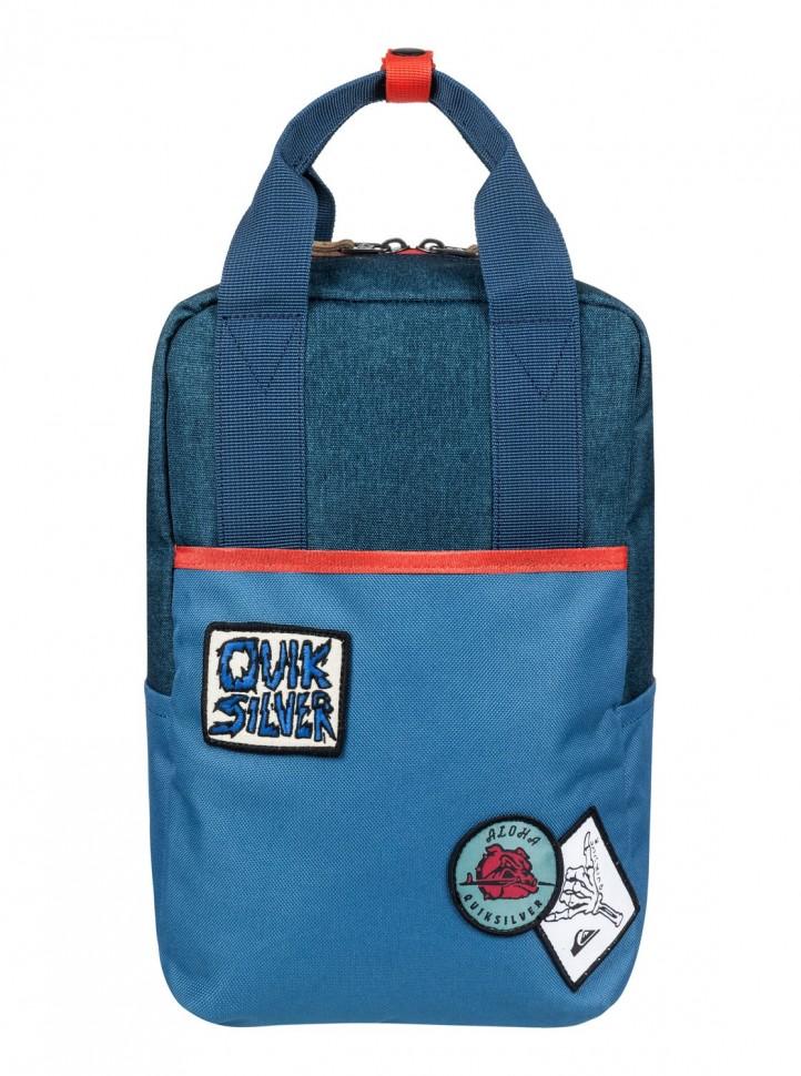 Рюкзак для мальчиков QUIKSILVER Tote Backpack B K Real Teal фото