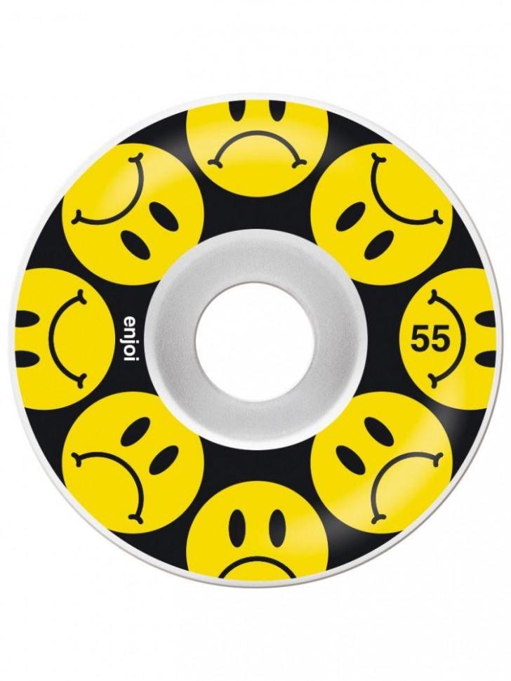 Комплект колес ENJOI Frowny Wheel 99a 55mm