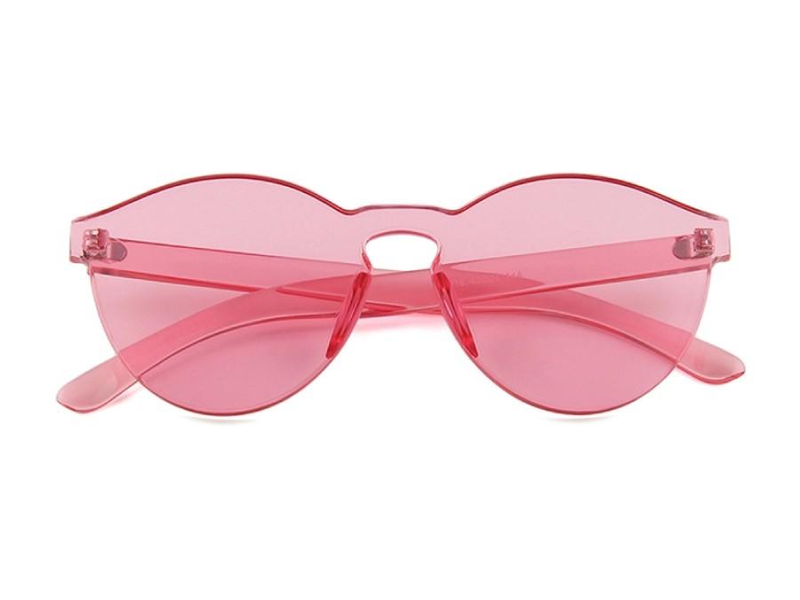 Солнцезащитные очки АНТИСТАТИКА Мираж Розовый фото