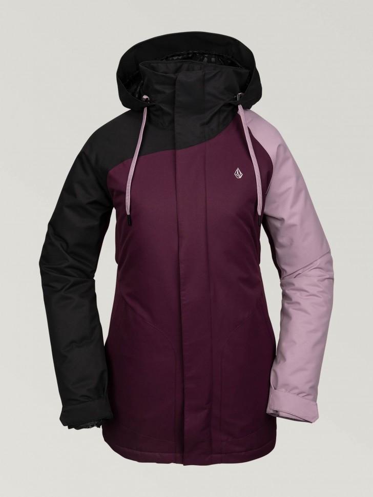 Куртка для сноуборда женская VOLCOM Westland Insulated Jacket Merlot фото