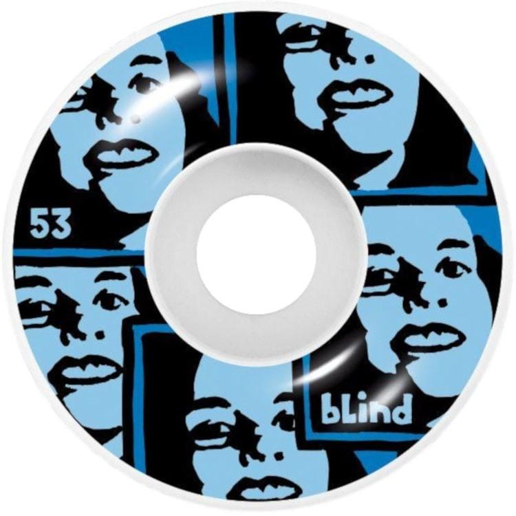 Колеса для скейтборда BLIND Blind Girl Wheel Blue 53mm