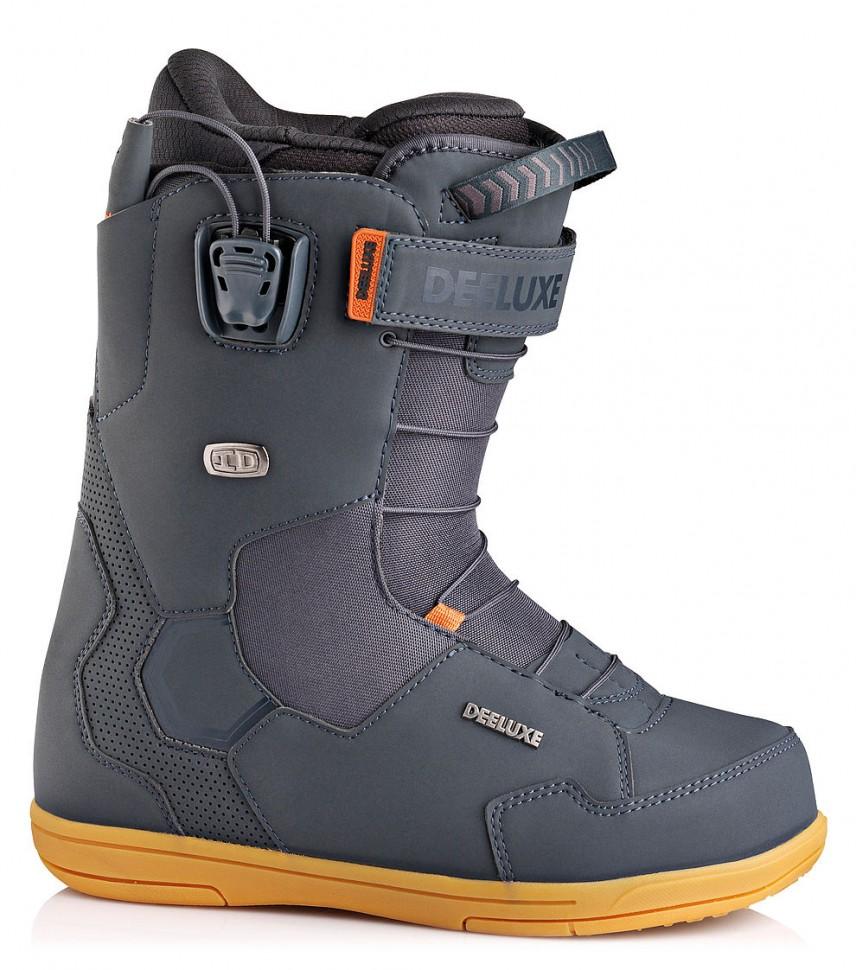 Ботинки для сноуборда мужские DEELUXE ID 7.1 TF Grey