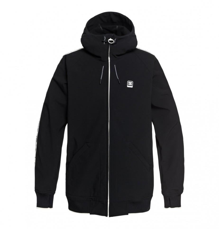 Купить со скидкой Куртка для сноуборда мужская DC SHOES Spectrum Jkt M Black