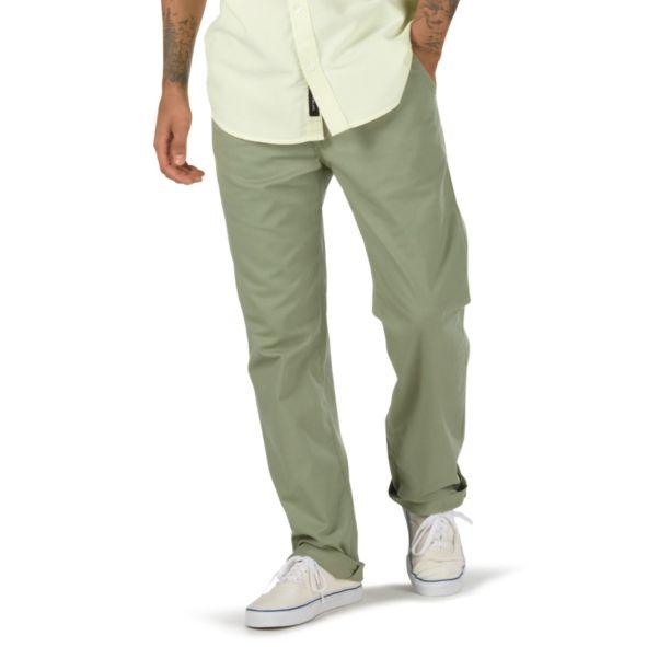 Купить со скидкой Брюки мужские VANS Mn Authentic Chino Pant Oil Green
