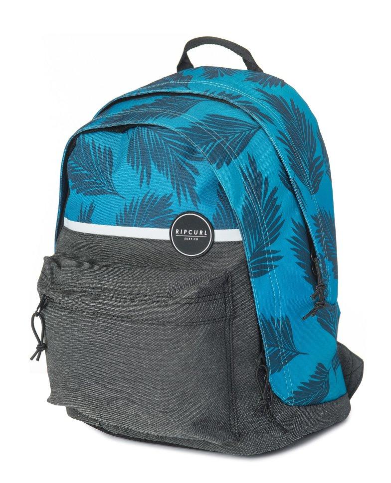 Купить со скидкой Рюкзак RIP CURL Double Dome Mason Bs Blue