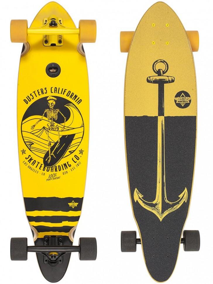 Комплект лонгборд DUSTERS Skipper Longboard