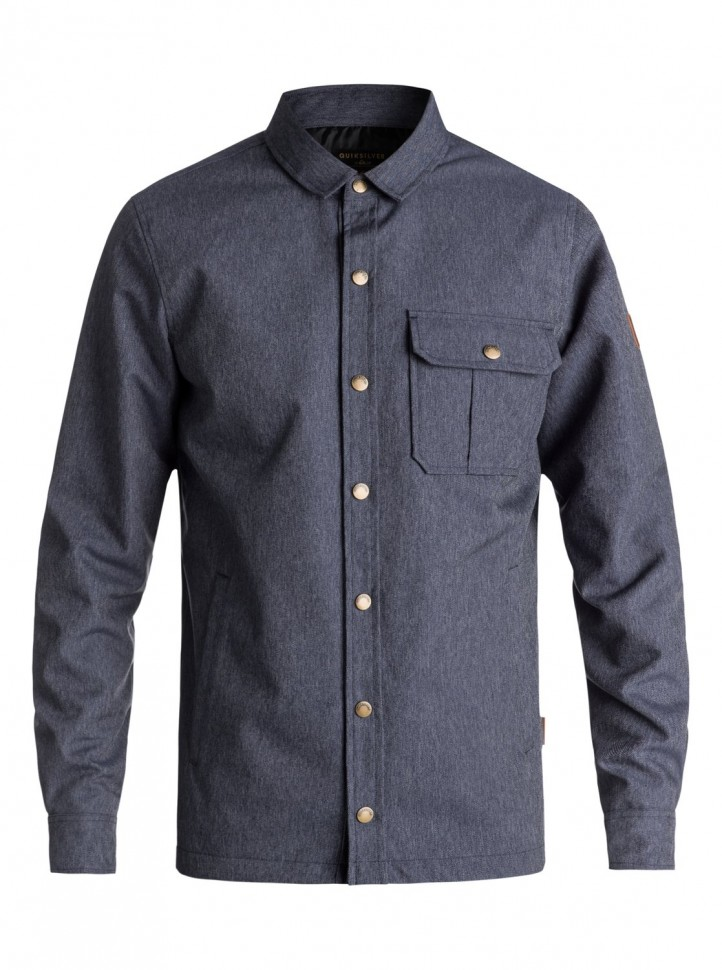 Куртка QUIKSILVER Wildca Denim Jk M Dress Blues