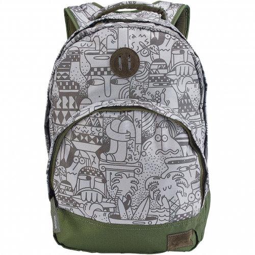 Рюкзак NIXON Grandview Backpack A/S Olive фото