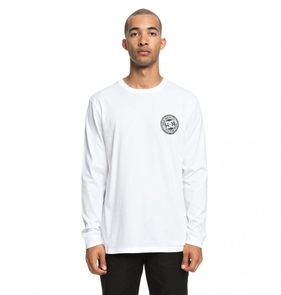 DC SHOES CIRCLE STAR LS M